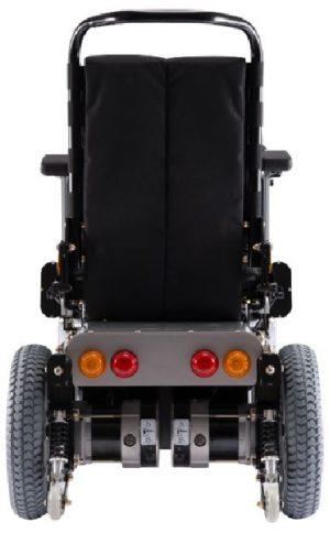 [거봉 GK11 Eco] 국산고급전동휠체어 (직물시트,14인치 휠 적용)
