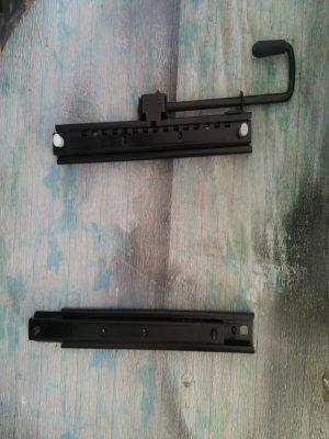 [시트 슬라이더]나드리 시리즈 전동스쿠터용 시트 슬라이더